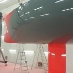 mini 6.50 victor turpin peinture nautymor